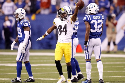 Antonio Brown now wants to be called 'Ronald'
