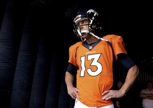 Broncos rule Trevor Siemian out against Jaguars The Associated Press