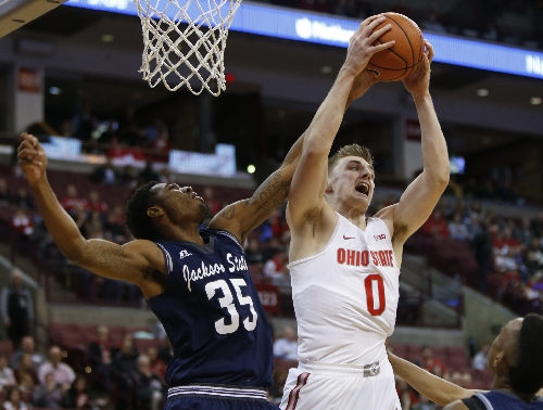 Ohio State basketball: Why is Micah Potter starting at center over Trevor Thompson?