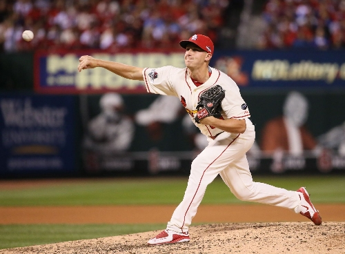 Maness let go by Cardinals