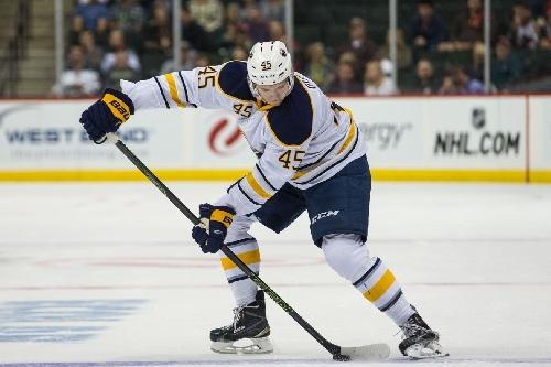 Sabres recall Brendan Guhle from juniors