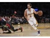 Lakers like Jose Calderon's flexibility filling in for D'Angelo Russell