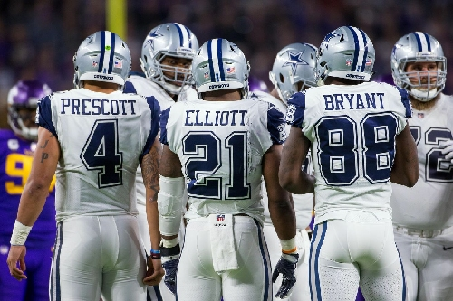 Cowboys vs. Vikings was the most-watched 'Thursday Night Football' game ever