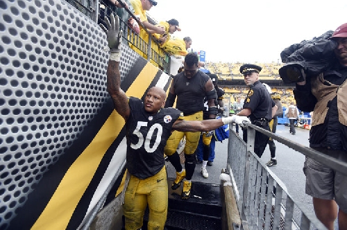 Steelers Insider: Ryan Shazier prepared for Giants no-huddle offense; Antonio