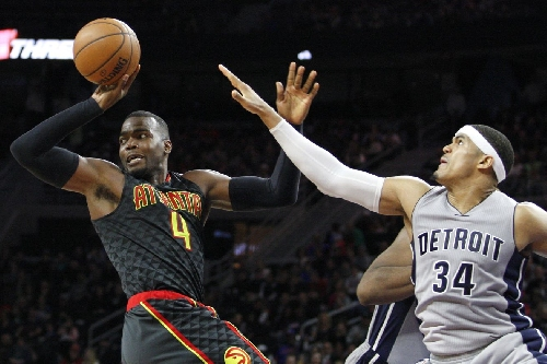 Paul Millsap to miss next two games with left hip injury