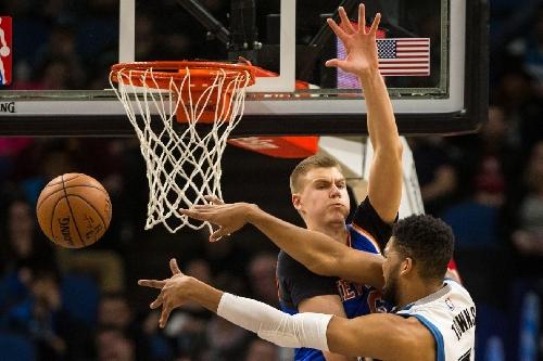 Game thread: Knicks vs. Timberwolves- 12/02/16