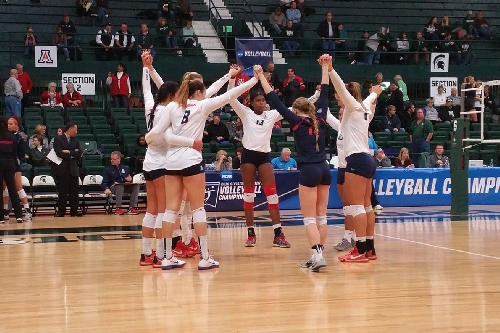 Arizona volleyball: Wildcats sweep Cleveland State, advance to second round of the NCAA Tournament
