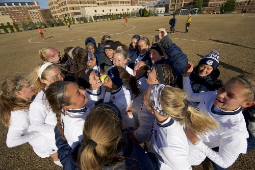LIVE! Georgetown vs. USC in the Women's College Cup