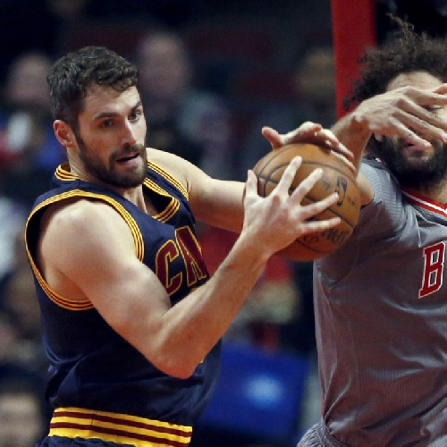 Bulls 111, Cavaliers 105: Bulls dominant in paint, hand Cavs their third consecutive loss