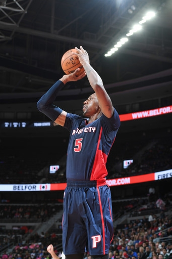 Caldwell-Pope, Harris push Pistons to blowout win over Hawks The Associated Press