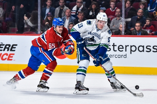 Game Day: Maple Leafs at Canucks