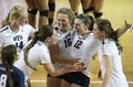 BYU women's volleyball: Howard leads the way for the Cougars in a straight set win over Princeton