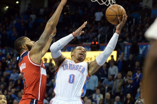 Oklahoma City Thunder: Russell Westbrook's necessary triple-double brilliance
