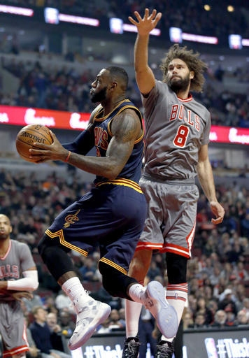 Cleveland Cavaliers pounded in the paint again and bench remains a work in progress: Fedor's five observations