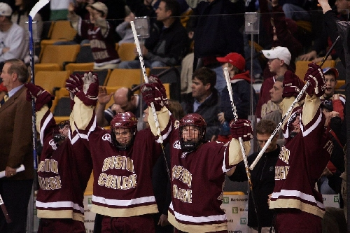 Boston College Hockey vs North Dakota Fighting Hawks: Game Time, How to Watch and More
