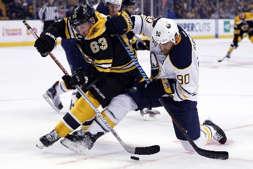 Bruins (13-10-1) vs. Sabres (9-9-5) PREVIEW: Bruins hope to re-right the ship in Buffalo