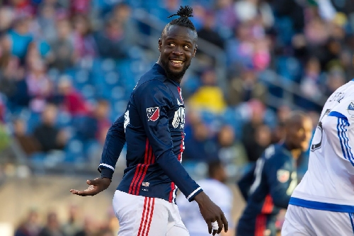 """Kei Kamara would be """"excited"""" to play for the Impact, according to Dom Oduro"""
