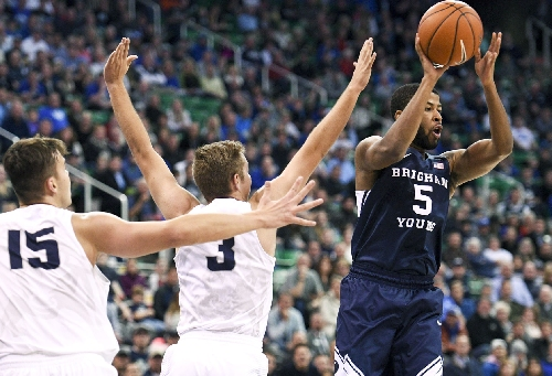 BYU Men's Hoops: Cougars have yet to warm up from 3-point line