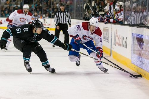 Canadiens vs Sharks game recap: The San Jose losing streak continues