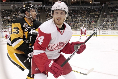 Morning Skate: Detroit Red Wings at Pittsburgh Penguins, Projected Lineup, How to Watch