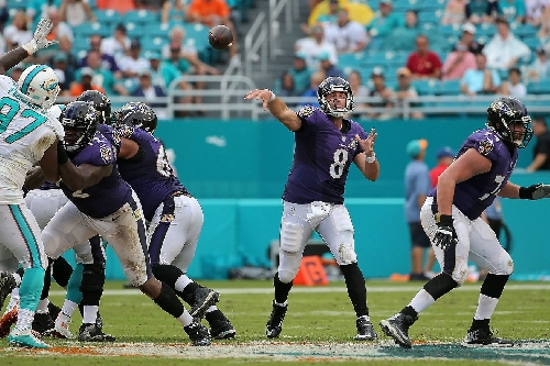Raven - Dolphins the most important game of the week