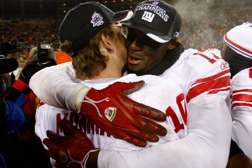 Plaxico Burress: I'll take Eli over Big Ben with game on the line