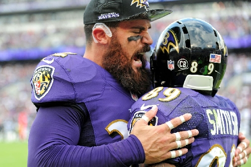Ravens WR Steve Smith Sr. & S Eric Weddle won't be fined for controversial calls in week 12