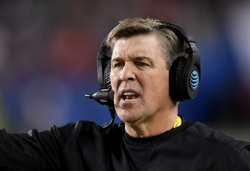 Colorado coach Mike MacIntyre: 'I'm not going to Baylor'