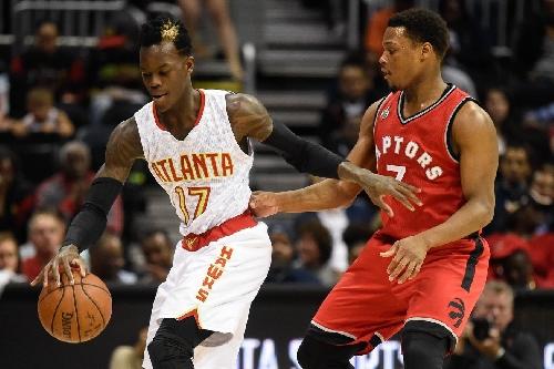 Hawks Head North Hoping to Snap Skid Against Toronto