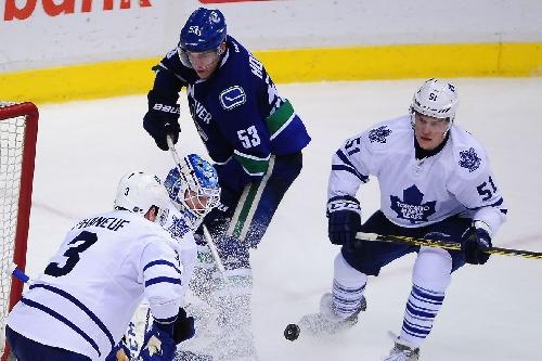 GAME DAY PREVIEW: Canucks vs Toronto- Dec 3/16