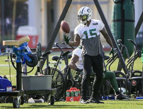 Jets-Colts final injury report: Will Brandon Marshall, Andrew Luck play?