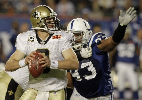 Detroit Lions will face ultimate test of will in Saints QB Drew Brees