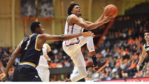 Oregon State plays Charlotte, hoping to salvage road trip: Preview and live chat