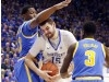 Final: No. 11 UCLA topples No. 1 Kentucky, 97-92, in Lexington