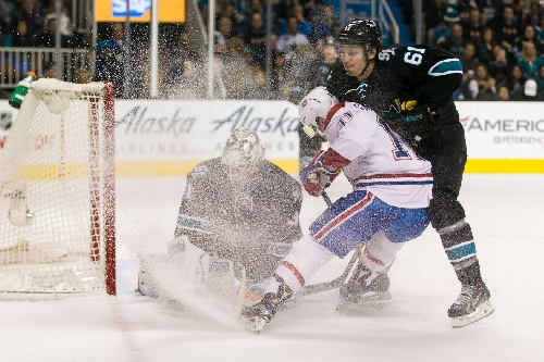 Canadiens vs. Sharks 10 Takeaways: Habs push for 40 minutes, but can't overcome early deficit