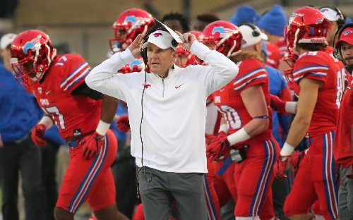With Mustangs making improvements in second year under Chad Morris, what's in store for Year 3?