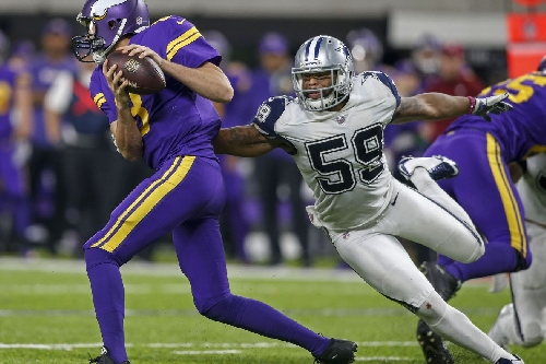 Snap Counts For The Cowboys' Defense: Anthony Hitchens, DeMarcus Lawrence, And Kyle Wilber Star