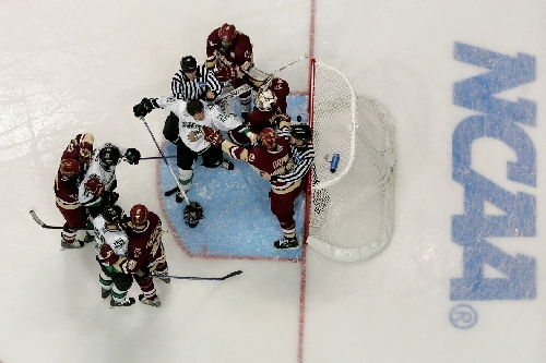 GAME THREAD: Boston College Hockey vs. North Dakota (7:30, CBSSN)
