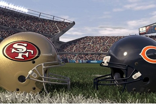 Simulation Saturday: 49ers vs. Bears in Madden 17