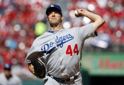 Dodgers-MLB rumors: Los Angeles 'closing in' on multi-year contract with ex-Boston Red Sox Rich Hill