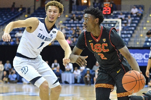 How to watch, listen and Stream USC Trojans Men's Basketball vs BYU Cougars at HOOPHALL LA