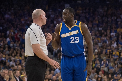 Draymond Green throws James Harden under the bus trying to defend his own 'unnatural acts'