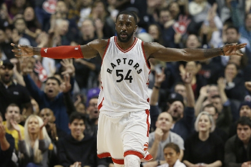 Raptors beat Hawks by 44 points to stay perfect on homestand