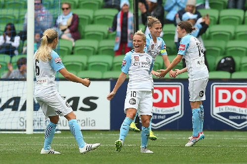 Reigning Abroad: Battle in Melbourne City