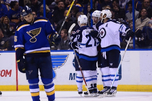 Recap: Blues Can't Hold the Laine