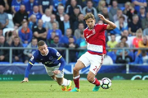 Chelsea manager Antonio Conte's 'surprising' admission about Middlesbrough's Gaston Ramirez