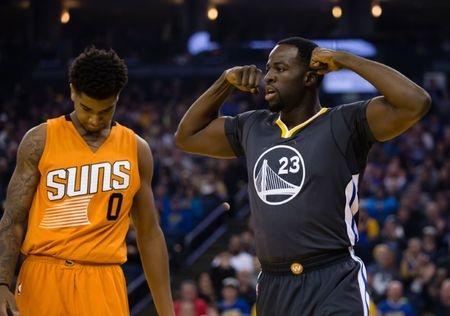 Warriors' Green slams NBA for flagrant foul call