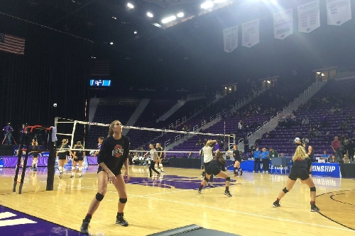 K-State can't complete comeback bid in NCAA tournament, Ohio State escapes in five sets