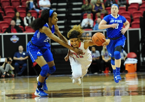 UNLV women's basketball team pulls away late, tops Idaho in Hawaii