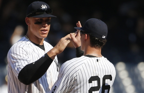 MLB hot stove: Rivals want in on Yankees' youth movement